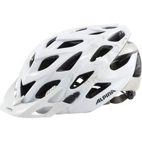 Alpina D-Alto Casque de vélo, white-prosecco